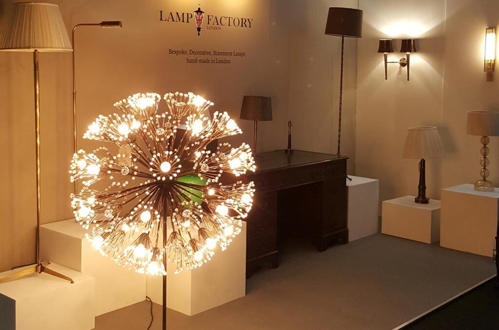 Inspirational New Collection Of Hand-Made Lamps, Launched At SLEEP Event