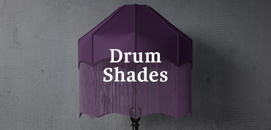 Drum shades