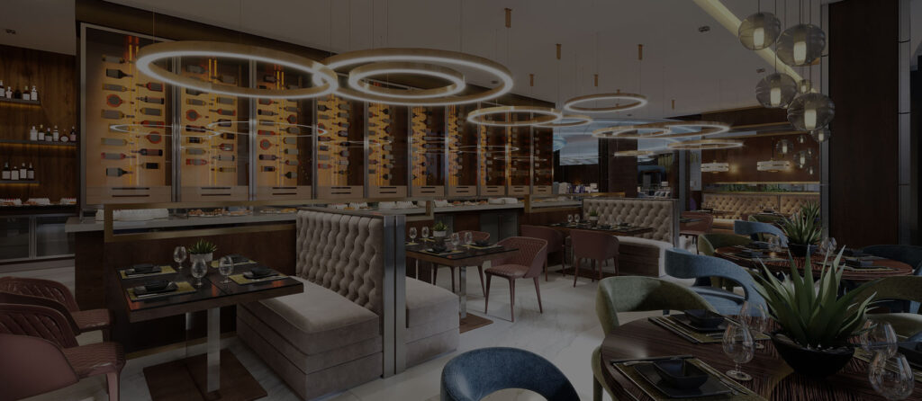 The latest commercial lighting trends